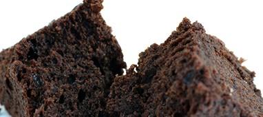 チョコレートがじっくり溶け込んでいます。