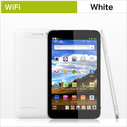edenTAB WiFi White JAN4562374131118
